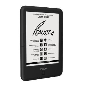 Электронная книга ONYX BOOX Faust 4 (Чёрная)