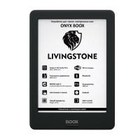 Электронная книга ONYX BOOX Livingstone (Черная)