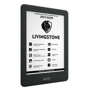 Электронная книга ONYX BOOX Livingstone