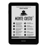 Электронная книга ONYX BOOX MONTE CRISTO 2 (Черная)