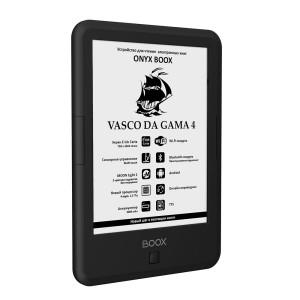 Электронная книга ONYX BOOX Vasco da Gama 4 (Черная)