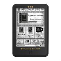 Электронная книга ONYX C63ML Akunin Book (Черная) + карточка памяти 32Гб