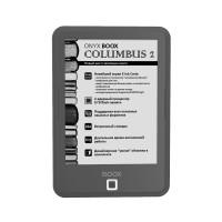Электронная книга ONYX BOOX COLUMBUS 2 (Серая) + карта 16Gb
