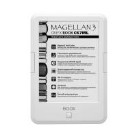 Электронная книга ONYX BOOX C67ML Magellan 3 (Белая) + карта 16Gb
