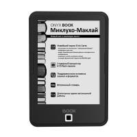 Электронная книга ONYX BOOX Миклухо-Маклай (Черная)