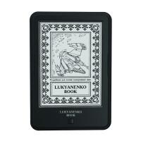 Электронная книга ONYX Lukyanenko Book (Черная) + карточка памяти 32Гб
