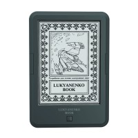 Электронная книга ONYX Lukyanenko Book (Серая) + карточка памяти 32Гб