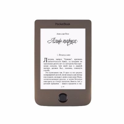Электронная книга PocketBook 615 Plus (Коричневая)