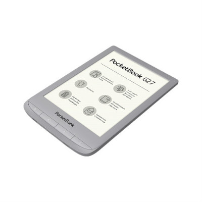 Электронная книга PocketBook 627 (Matte Silver)
