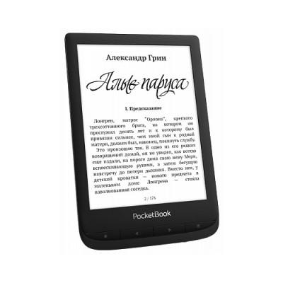 Электронная книга PocketBook 628 (Чёрная)
