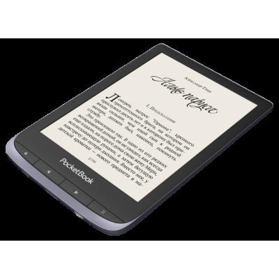 Электронная книга PocketBook 632 Plus (Metallic Grey)