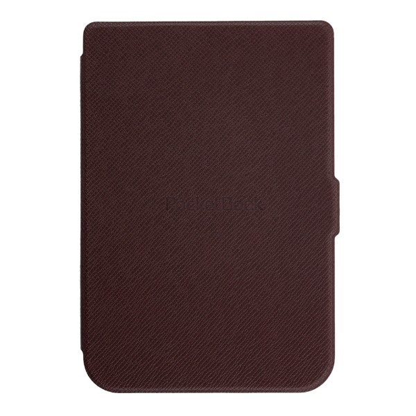 Обложка для PocketBook 614/615/625/626 (Коричневая) ultra slim magnetic flip leather case cover hard shell for pocketbook 614 624 626 6 6 inch free shipping stylus