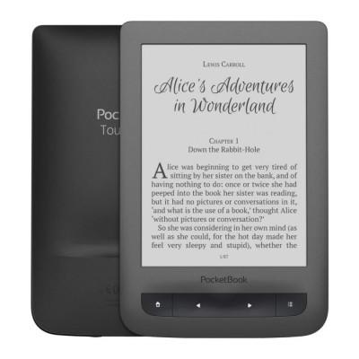 Электронная книга PocketBook 626 Plus (Серый)
