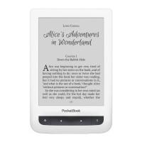 Электронная книга PocketBook 626 Plus (Белая)