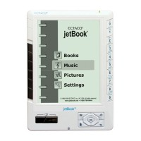 Электронная книга Ectaco jetBook (Белая)
