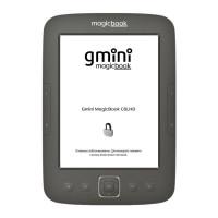 Электронная книга Gmini MagicBook C6LHD