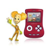 Игровая приставка EXEQ Freestyle (Красная)