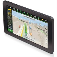 GPS навигатор Navitel A735 (Навител - карты России, Украины, Республики Беларусь, Казахстана, Финляндии, Дании, Норвегии, Швеции)