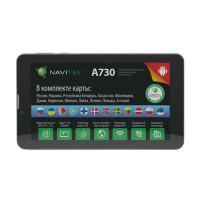 GPS навигатор Navitel A730 (Навител - карты России, Украины, Республики Беларусь, Казахстана, Финляндии, Дании, Норвегии, Швеции)