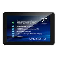 GPS навигатор Explay Onliner3 (Навител - карты России)