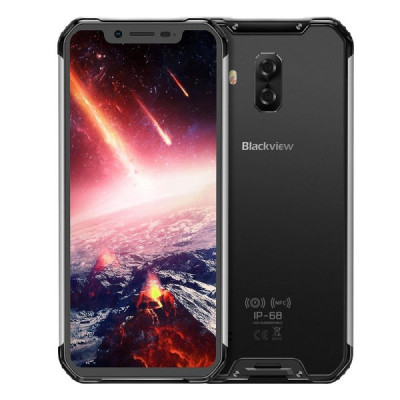 Смартфон Blackview BV9600 Pro (Серебряный)