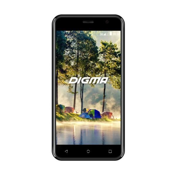 Смартфон Digma LINX JOY 3G (Темно Серый) смартфон digma linx joy 3g темно серый
