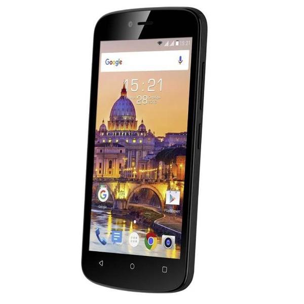 Смартфон Fly FS512 Nimbus 10 (Черный) цены онлайн