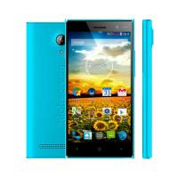 Смартфон Highscreen Zera S (rev.S) (Синий) + карточка памяти 16Гб