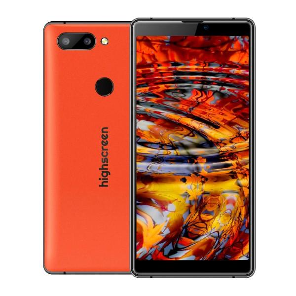 Смартфон Highscreen Max 3 4/64GB (Красный) все цены