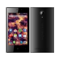 Смартфон Highscreen Zera F (rev.S) (Черный) + карточка памяти 8Гб
