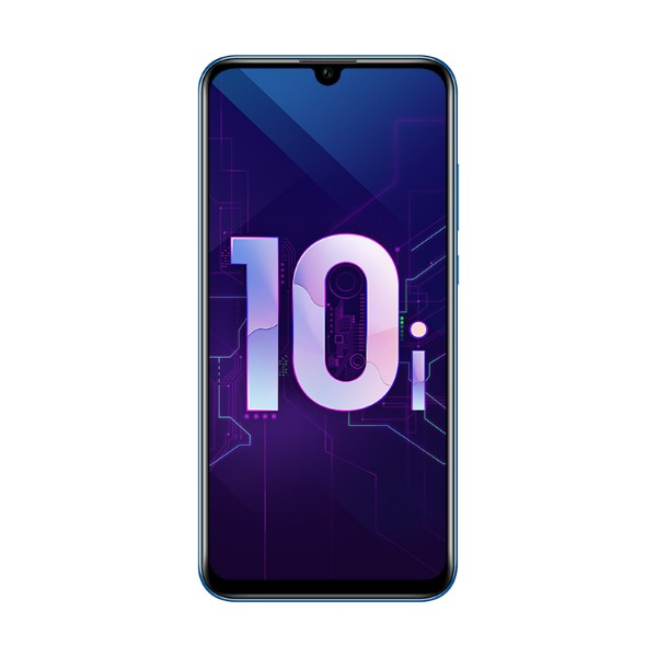 Смартфон Honor 10i 128GB (Синий) объектив