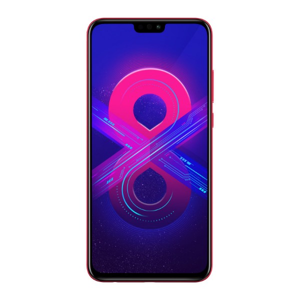 Смартфон Honor 8X 4/64GB (Красный)