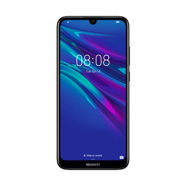 Смартфон Huawei Y6 (2019) (Midnight Black) смартфон huawei mate 20 t045340 midnight blue