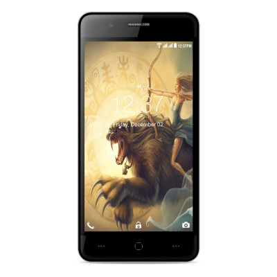 Смартфон INTEX Cloud Glory N (Черный)