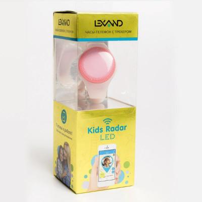 Часы LEXAND Kids Radar LED (Розовый)