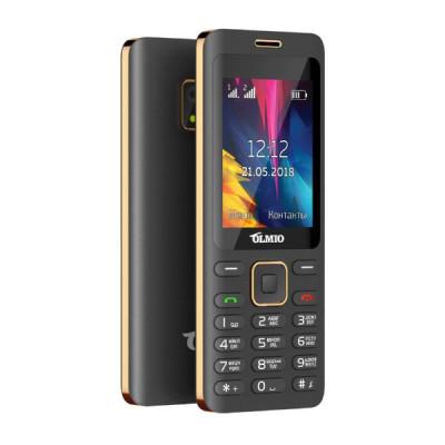Мобильный телефон Olmio E24 (Черно-Золотой)