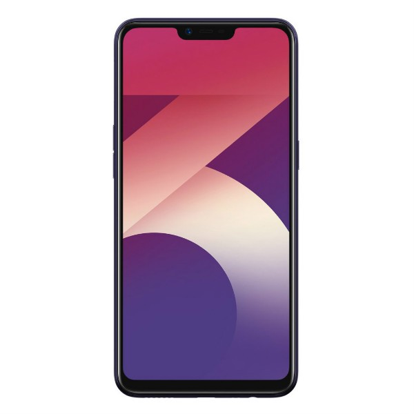 Смартфон OPPO A3s (Black Purple) накладка oppo easy cover for oppo a3s black