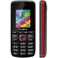 Мобильный телефон teXet TM-203 (Черно-Красный)
