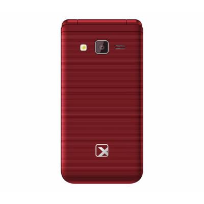 Мобильный телефон teXet TM-400 (Гранатовый)