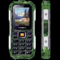 Мобильный телефон teXet TM-518R (Зеленый)