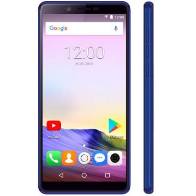 Смартфон teXet TM-5581 (Синий)
