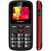 Мобильный телефон teXet TM-B217 (Черно-Красный)