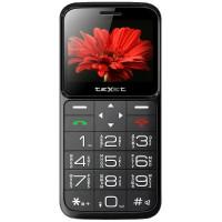 Мобильный телефон teXet TM-B226 (Черно-Красный)