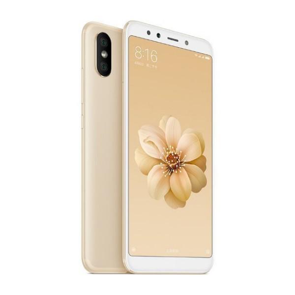 Купить Смартфон Xiaomi Mi A2 4/64GB (Золотой)