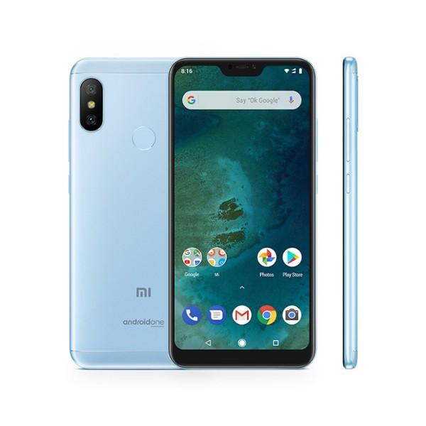 Купить Смартфон Xiaomi Mi A2 Lite 3/32GB (Синий)