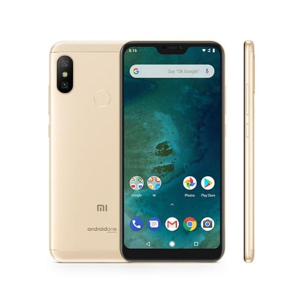 Смартфон Xiaomi Mi A2 Lite 3/32GB (Золотой)