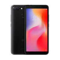 Смартфон Xiaomi Redmi 6 3/32GB (Черный)