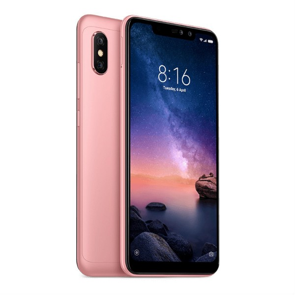 Смартфон Xiaomi Redmi Note 6 Pro 3/32GB (Rose Gold)