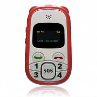 Детский мобильный телефон BB-mobile Светлячок (Розовый)