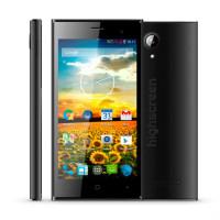 Смартфон Highscreen Zera S (rev.S) (Черный) + карточка памяти 16Гб